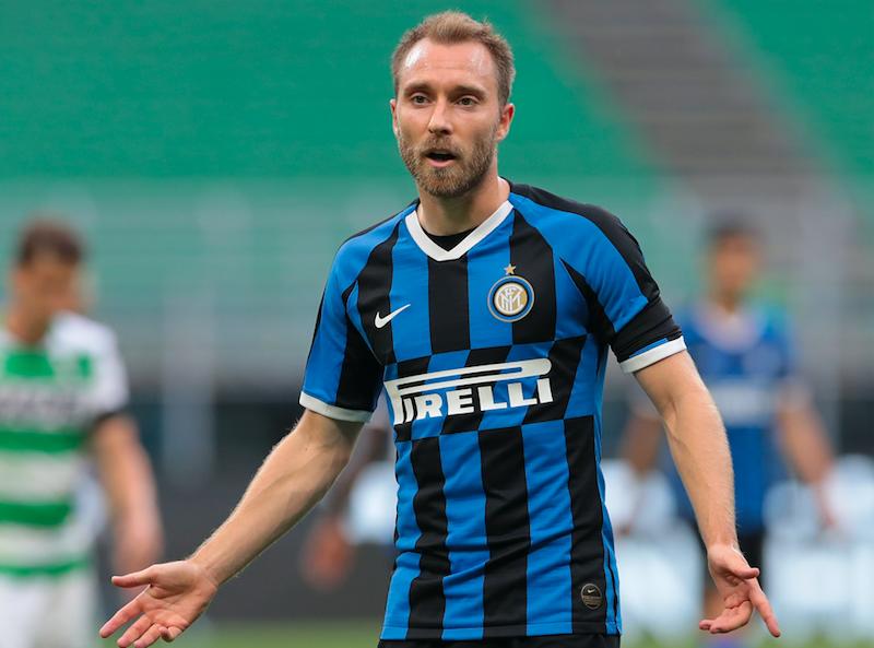 VOTI UFFICIALI – Inter, un 4 e due 4,5! Delude Eriksen, Djuricic e Caputo super