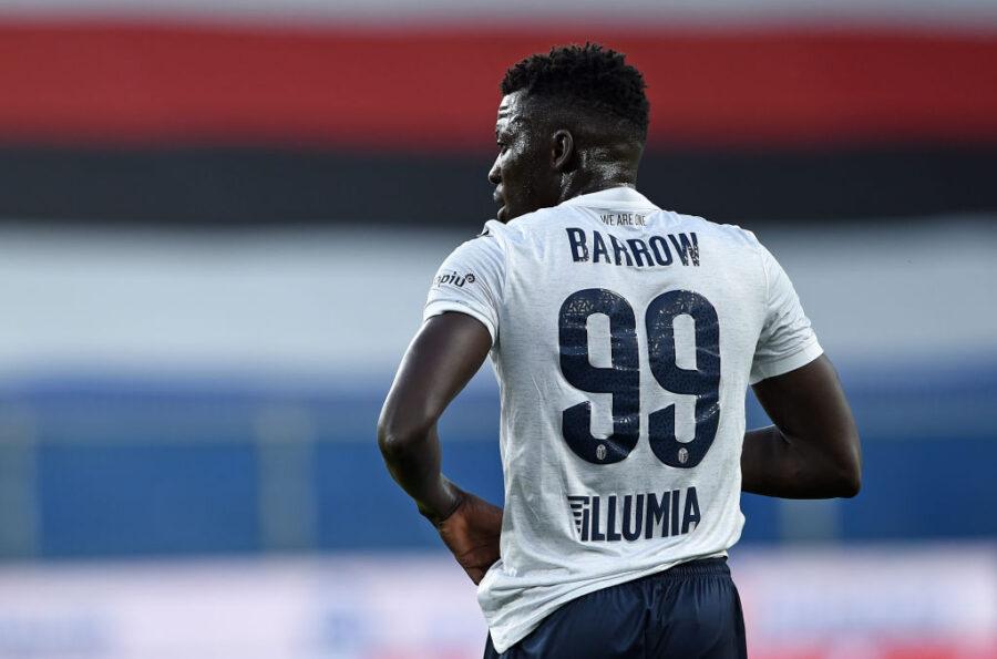 Non solo Medel, si ferma anche Barrow nel Bologna: la diagnosi ufficiale sui due infortuni