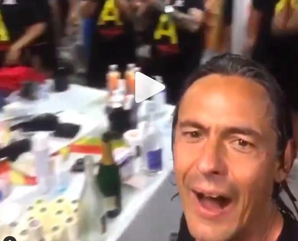 """🎥 VIDEO – Pippo Inzaghi perde il controllo in spogliatoio: """"Ma dove giochiamo? Tanto già lo so…"""""""