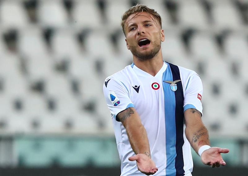 Lazio, brutte notizie per Immobile e Caicedo: salteranno il Milan per squalifica