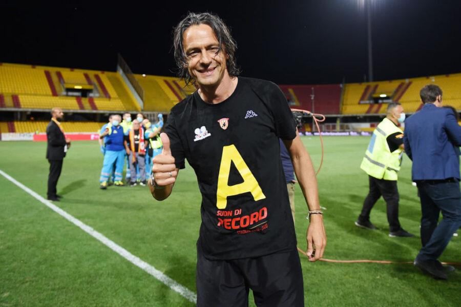 """Pippo Inzaghi: """"Glik ci ha dato dentro! Ionita, Viola e una grande scoperta dal ritiro"""""""