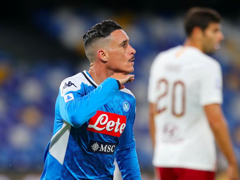 Napoli-Sassuolo, le formazioni ufficiali: gioca Callejon, De Zerbi lancia Traorè