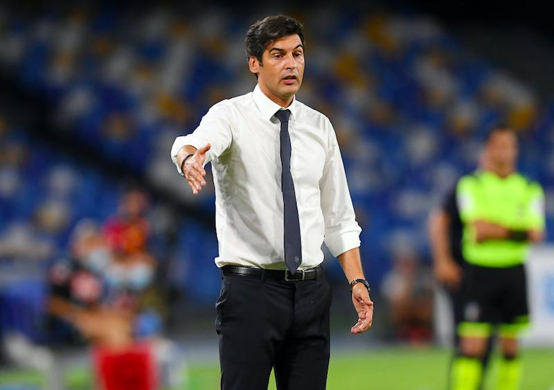 """Fonseca: """"Zaniolo ha solo 30 minuti, presto sarà al top! Difesa a tre, cambio così"""""""