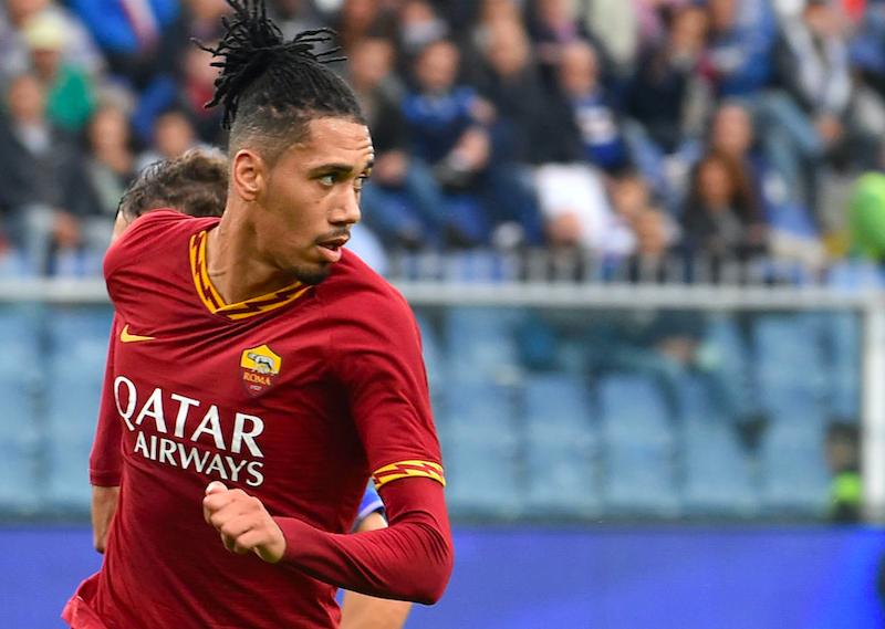 """Sky: """"Smalling torna allo United, la Roma non ha trovato l'accordo"""""""