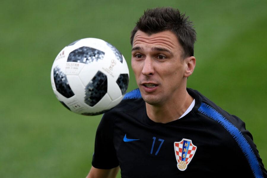 """Di Marzio: """"Mandzukic a sorpresa può tornare in Italia subito, già si tratta per il croato"""""""