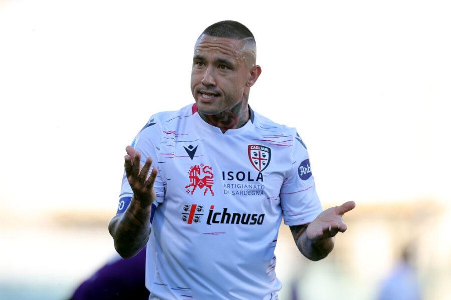 """Gazzetta: """"Nainggolan non tornerà all'Inter. E se il Cagliari dovesse salvarsi…"""""""