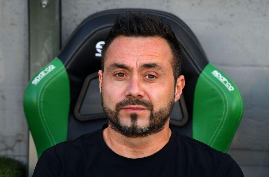 """De Zerbi: """"Out Caputo e non solo: tutti gli assenti per il Verona! Toljan è il titolare"""""""