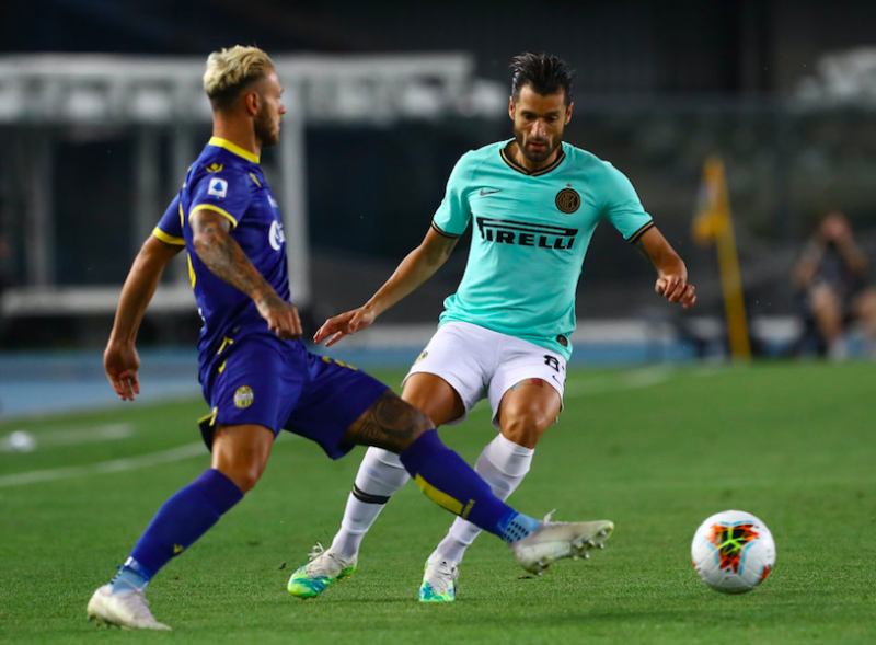 BREAKING – Gol di Candreva o autogol di Dimarco? La decisione della Lega