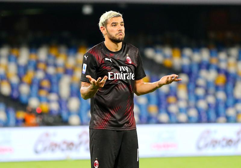 Verona-Milan, formazioni ufficiali: Theo Hernandez neanche in panchina, il motivo