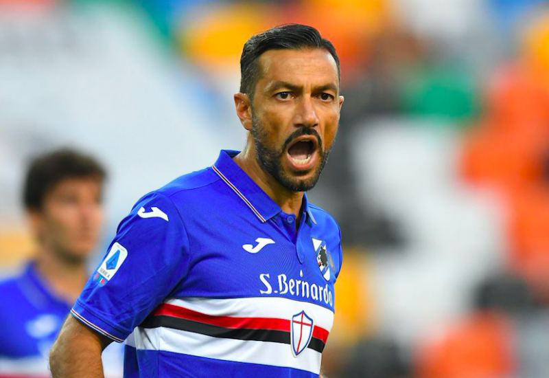La Sampdoria cerca alternative a Quagliarella: sarà diversa anche l'asta al fanta…