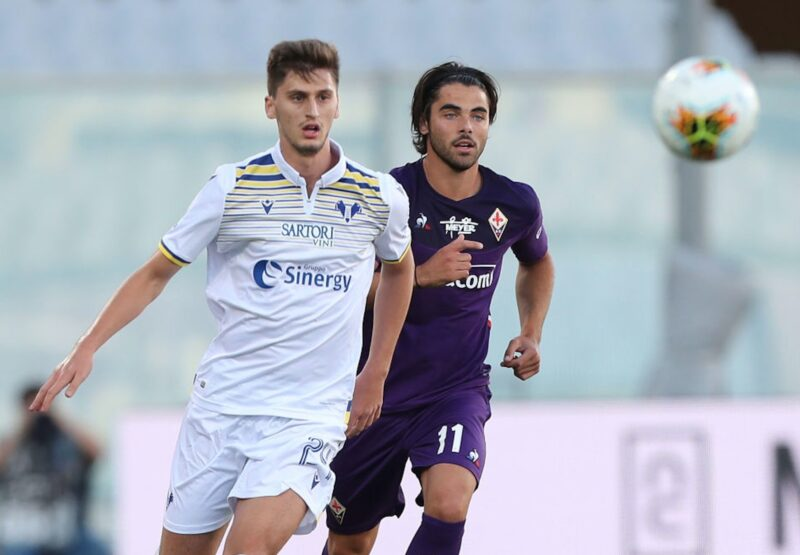 """Presidente Verona: """"Il futuro di Kumbulla in 10 giorni: bella lotta tra Lazio e Inter"""""""
