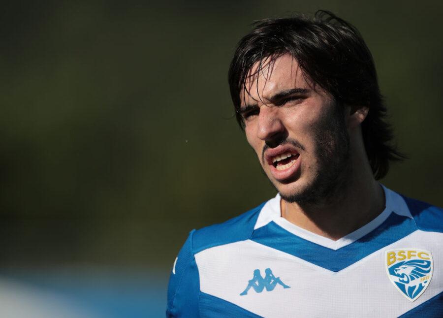 """Condò: """"Tonali in una big parte in panchina, non sarebbe titolare all'Inter e al Milan"""""""