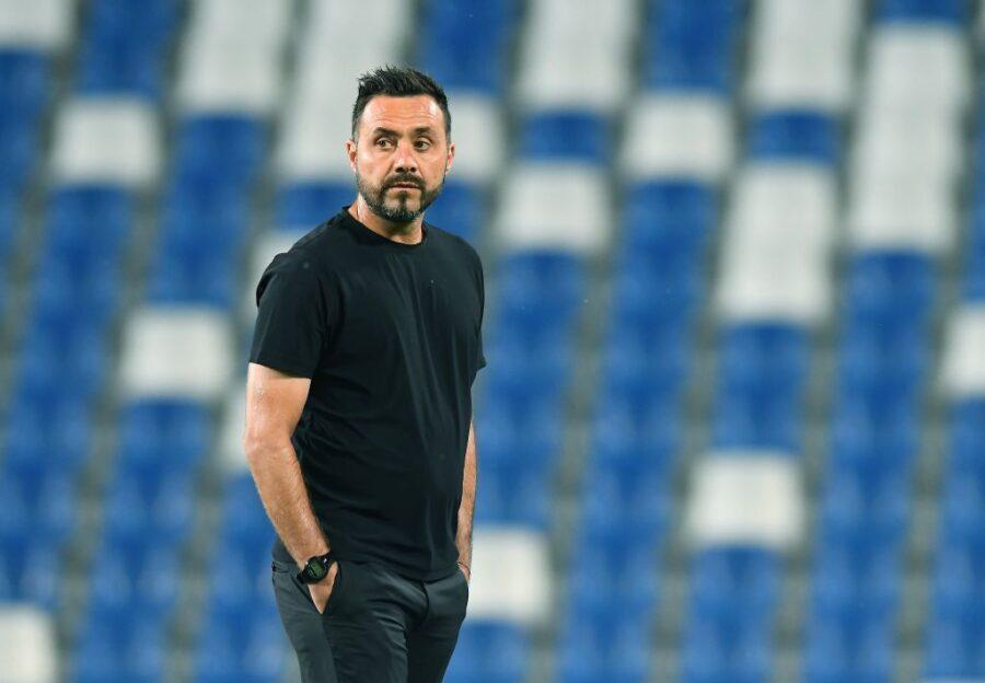 """De Zerbi risponde a Gattuso: """"Noi come il Barcellona? Rino ha fatto il furbo"""""""