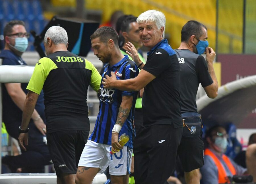 """Gasperini: """"Gomez è commovente: perché per lui è meglio giocare ogni tre giorni"""""""