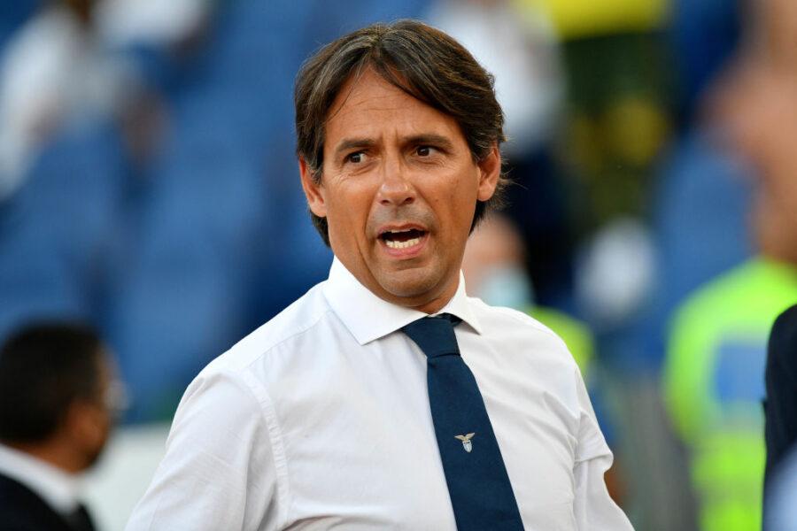 """Inzaghi: """"Due record da battere domani per Immobile e Luis Alberto"""""""