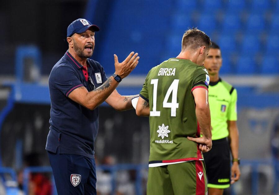 """Zenga: """"Pavoletti, questa la gestione contro il Milan. Vi dico un titolare, Joao Pedro…"""""""
