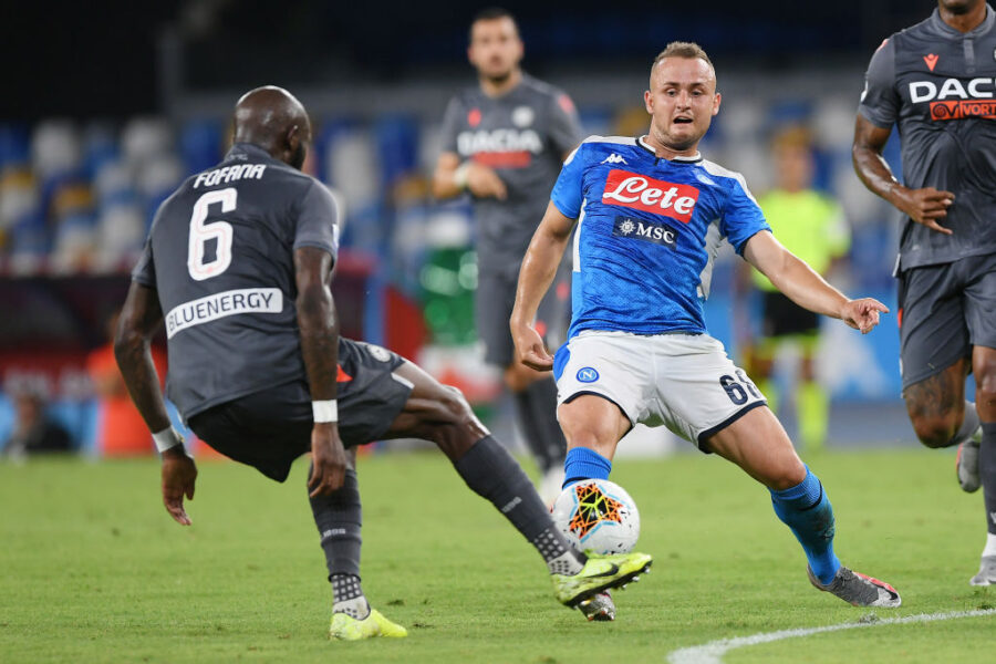 """Lobotka: """"Spalletti crede in me, con Gattuso avrei potuto perdere dieci chili e non avrei giocato"""""""