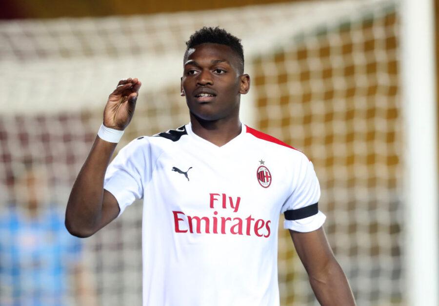 """Milan, la Gazzetta: """"Leao, assenza non breve. Ecco chi gioca contro il Napoli"""""""