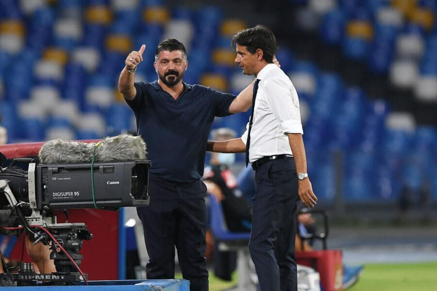 """🎥 VIDEO – Gattuso contro Inzaghi: """"Che c'è? Ti attacco alla panchina"""". Poi lo chiamano terrone…"""