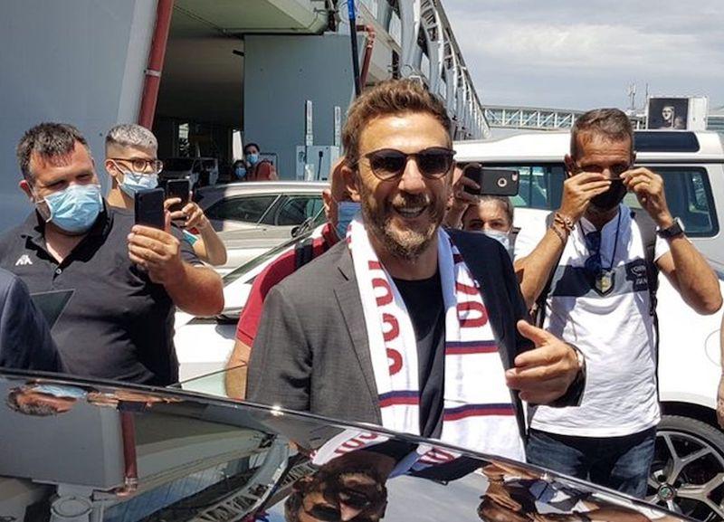 """Di Francesco e il suo Cagliari: """"Cambio ruolo a Joao Pedro! Scelto il modulo, per Nainggolan…"""""""