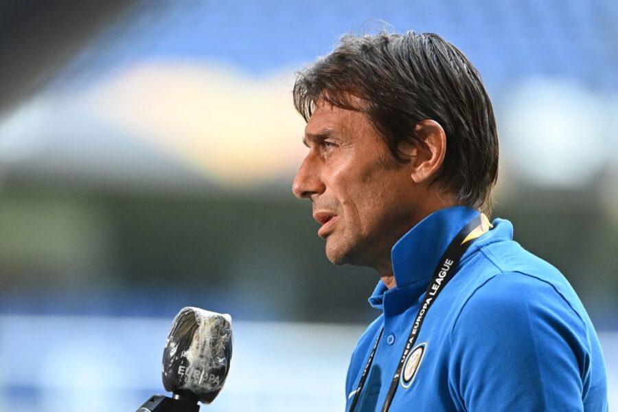 """Sky: """"L'Inter fa muro altissimo per la rottura con Conte. Se sarà davvero addio…"""""""
