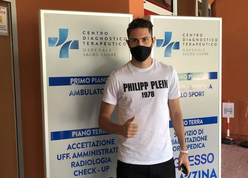 UFFICIALE – Visite mediche per Cetin: lascia la Roma e resta in Serie A