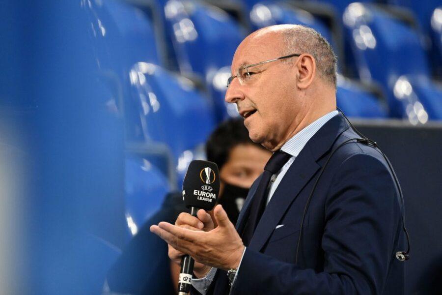 """Marotta: """"È bello decidere il destino della Juve il 15 maggio! E io non torno, lo escludo"""""""