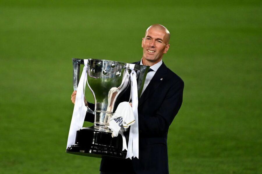 """Juve nel futuro? Zidane ora non si sbilancia: """"Penso solo al presente e voglio fare…"""""""