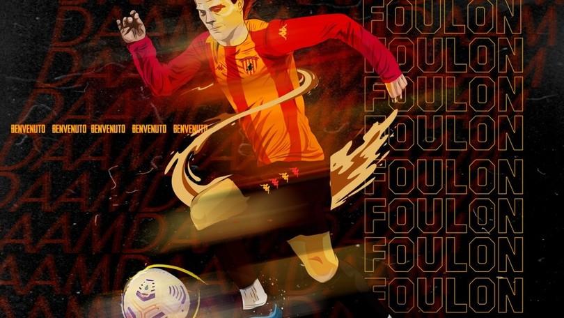 UFFICIALE – Benevento, Foulon ha firmato fino al 2023. Un terzino di spinta per Pippo