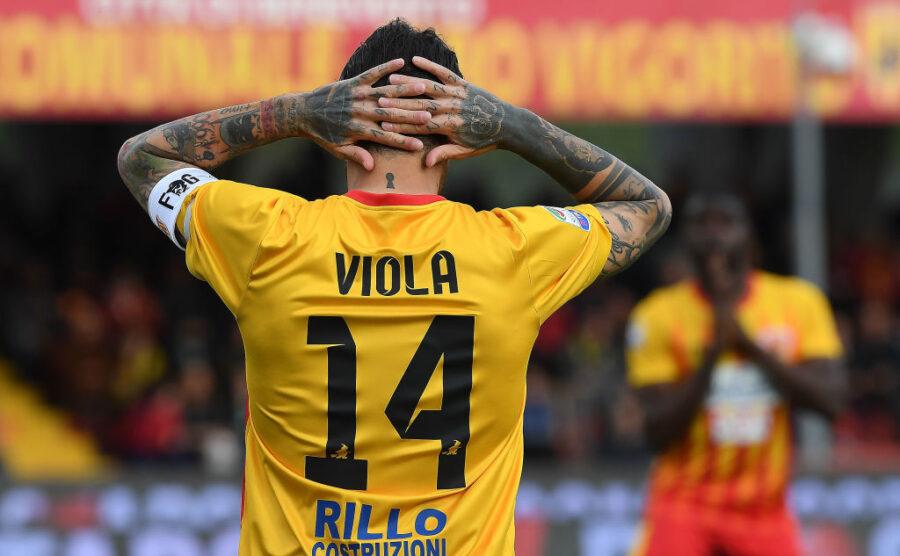 Benevento senza Letizia, Viola non c'è: le prove di formazione per Cagliari