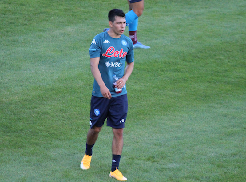 Napoli, chiarimento Lozano-Gattuso e nuova chance: attenzione verso l'asta