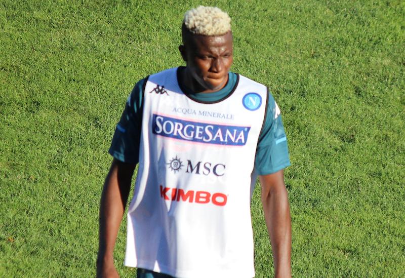 """Osimhen: """"Ho scelto Napoli perché Koulibaly al telefono mi ha detto…"""""""