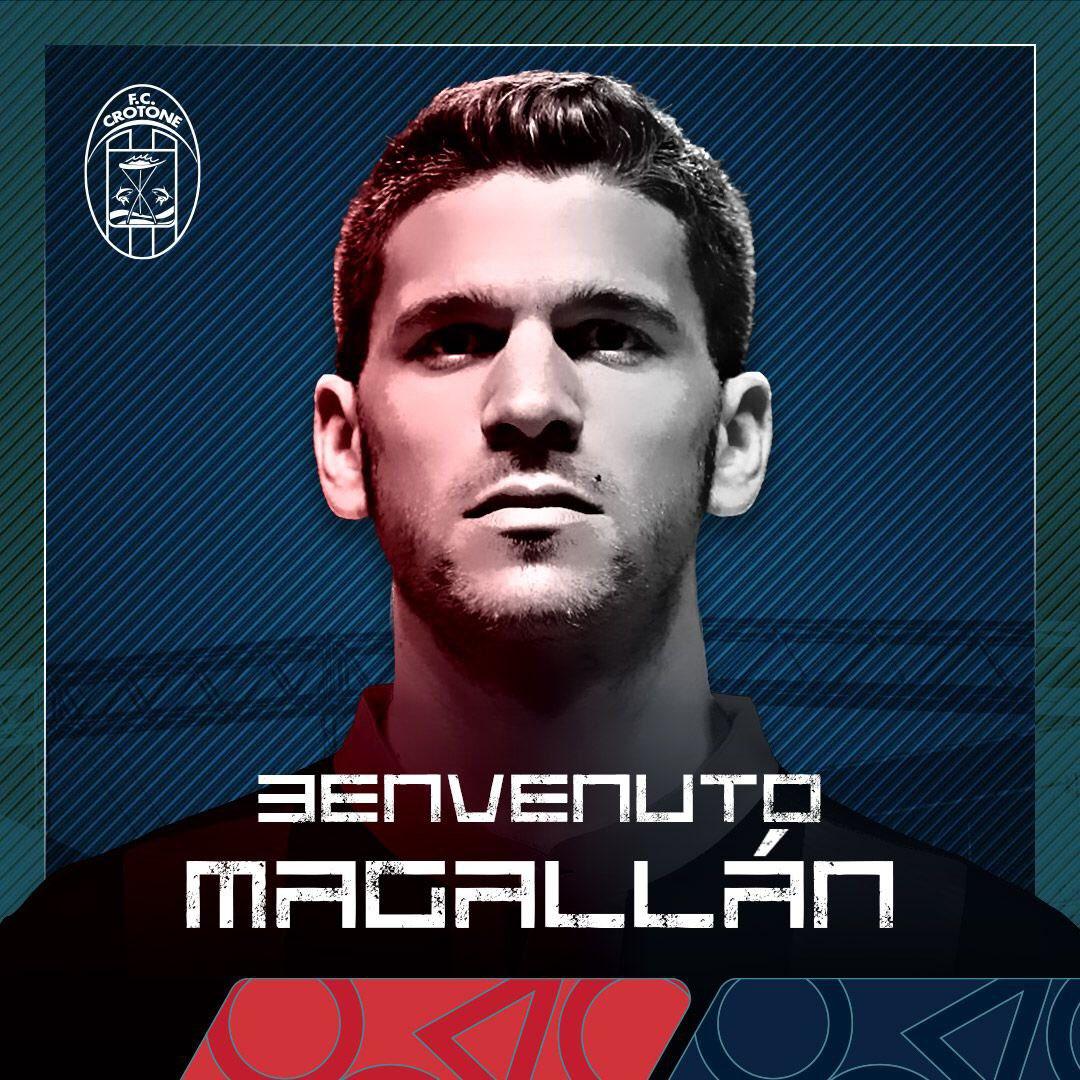 UFFICIALE – Magallan è del Crotone: la gestione per il fantacalcio