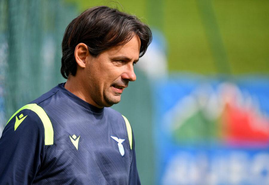 """Inzaghi: """"Immobile, Strakosha e Leiva? C'è incertezza, credo che ci saranno. Luis Alberto…"""""""