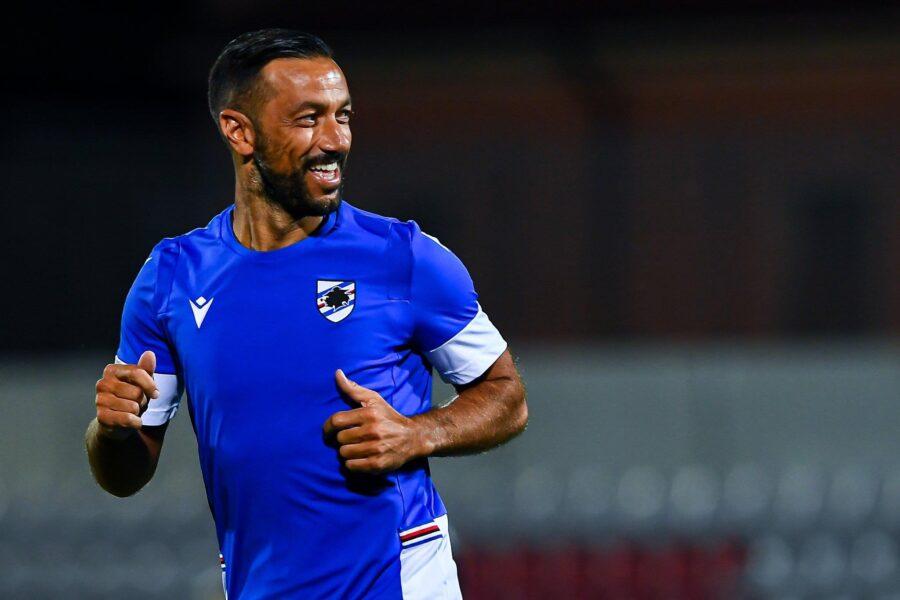 Sampdoria, Quagliarella c'è e occhio a questo Bonazzoli: gli indizi con l'Alessandria