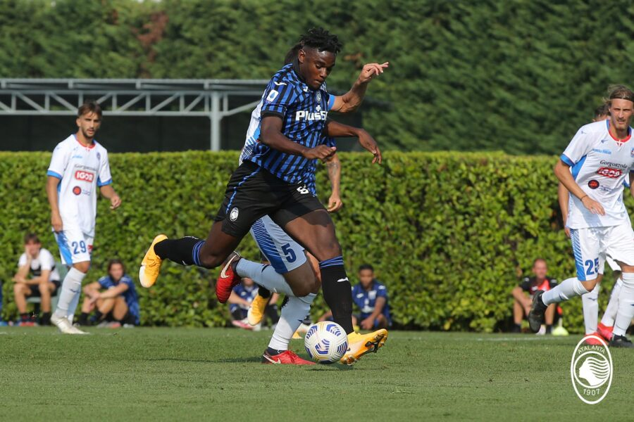 Atalanta, 3-1 al Novara: Zapata c'è, i segnali da Pasalic e Malinovskyi a Muriel