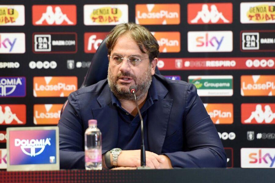 """Genoa, il ds svela: """"Abbiamo in rosa il nuovo Piatek! Lo voleva anche il Verona"""""""