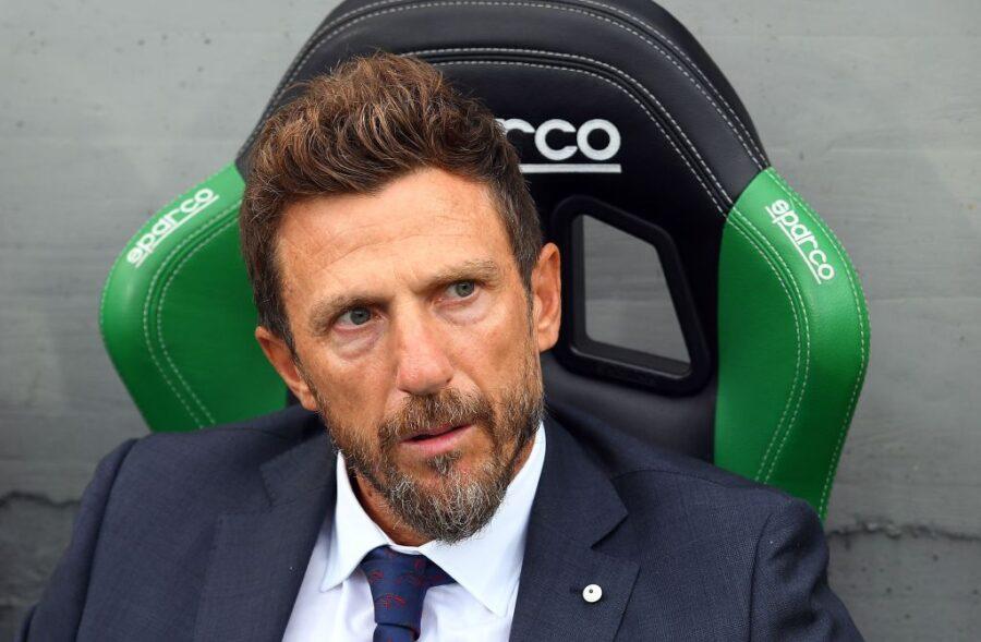 """Di Francesco: """"Montipò out: quando tornano lui, Lasagna e Zaccagni. Cancellieri e Hongla…"""""""