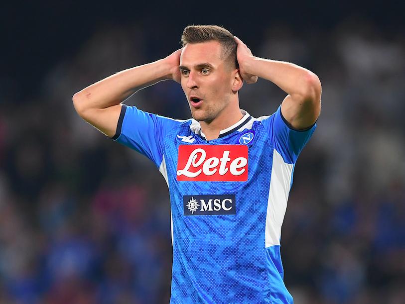 """Sky: """"Attenzione a Milik: si è fatto avanti un nuovo club, l'affare col Napoli è possibile"""""""