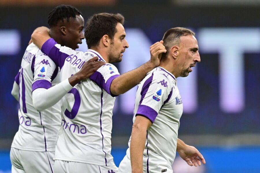 Fiorentina, Castrovilli rischia: la formazione coi ritorni di Pulgar e Ribery