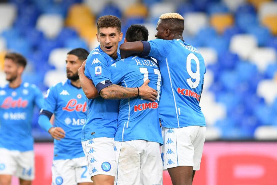 UFFICIALE – L'esito dei tamponi per il Napoli: tutti negativi, domani nuovi test