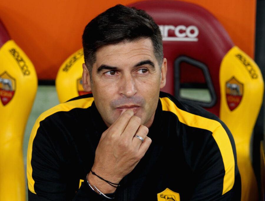 """Fonseca: """"Ho deciso il portiere! Le punizioni le tira Pellegrini, Smalling sta bene: ecco quando torna"""""""