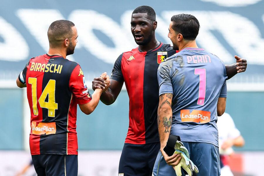 """Sky: """"Genoa, sono 11 i giocatori positivi: cosa succede per la gara contro il Torino"""""""