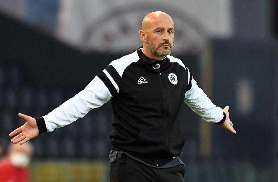 """Italiano: """"Bisogna aiutare Nzola, fa gol solo lui. Saponara ci darà una mano"""""""