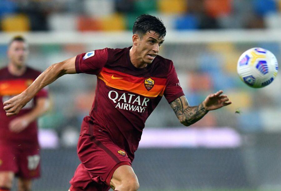 Roma, problema muscolare per Ibanez: dà forfait contro il Parma