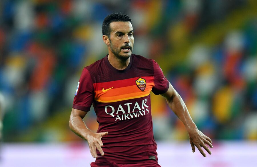 Roma, svolta Pedro in vista del derby: le novità dopo l'allenamento di oggi