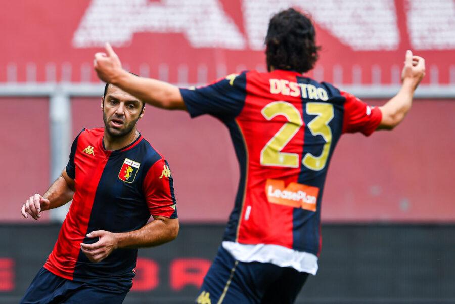 La formazione del Genoa contro il Verona: che emergenza, oggi giocherebbe così