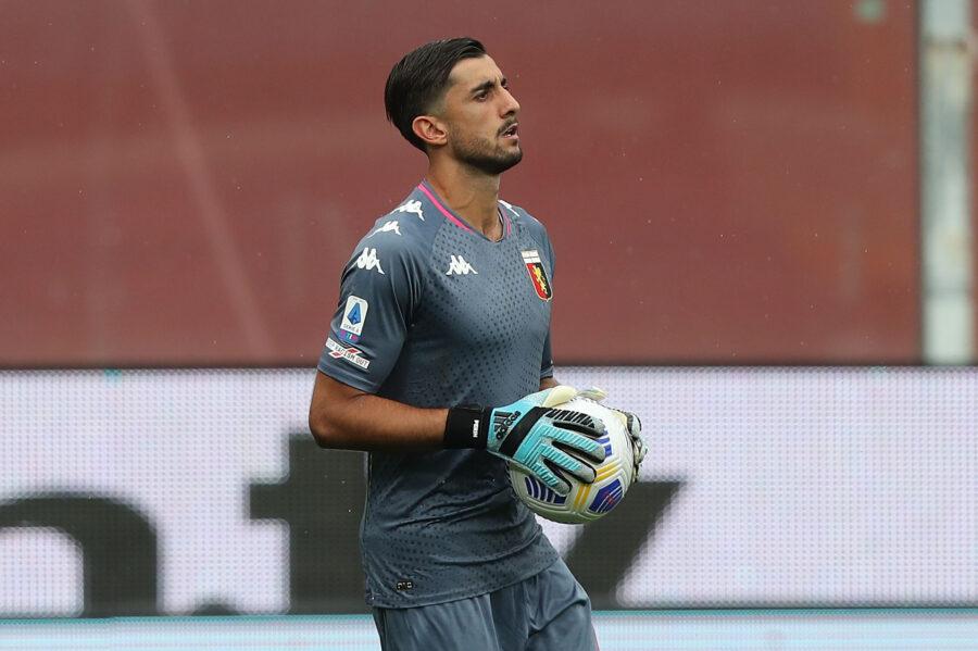 """ULTIM'ORA – Comunicato Genoa: """"Tre giocatori guariti dal Covid, anche Perin"""""""