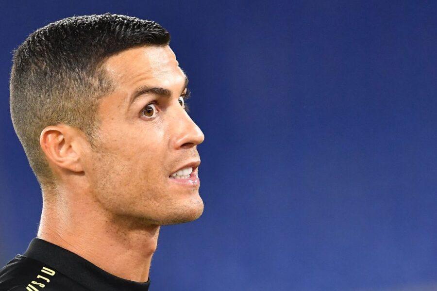 """FLASH – Sky: """"L'esito del tampone di Ronaldo: niente via libera, non è negativizzato"""""""
