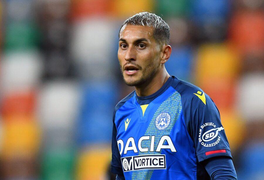 Udinese in ansia per l'infortunio muscolare di Pereyra: è atteso in Italia per gli esami